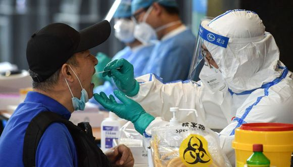 Coronavirus en China | Ultimas noticias | Último minuto: reporte de infectados y muertos en China martes 16 de junio del 2020 | Covid-19 | (Foto: China OUT / AFP / STR).