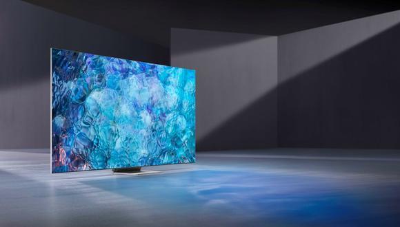 Samsung lanzó sus nuevos televisores NEO QLED 2021. Conoce sus características. (Foto: Samsung)