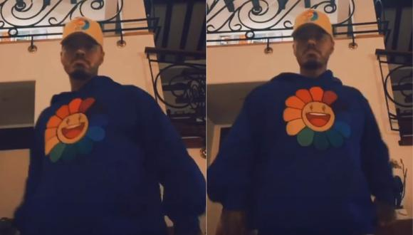 """J Balvin lanza challenge de Tik Tok de su tema """"Amarillo"""". (Foto: Instagram)"""