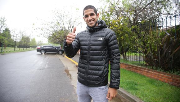 El defensor Luis Abram tiene 24 años y suma 20 partidos con la selección peruana adulta desde que debutó en un amistoso en el 2016 de la mano de Ricardo Gareca. (Foto: Jesús Saucedo / GEC)