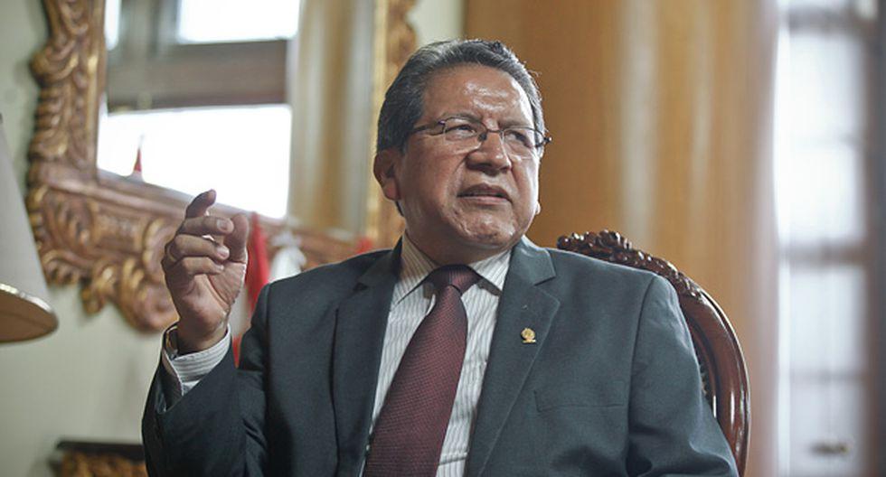 Pablo Sánchez será el sucesor de ex fiscal Ramos Heredia