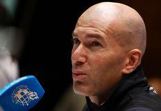 """Real Madrid vs. Atlético de Madrid por la Supercopa de España: """"Jugar finales está en el ADN del club"""", dice Zidane [VIDEO]"""