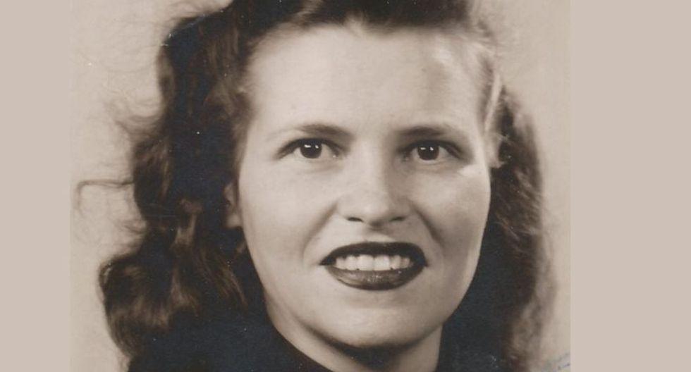 Noëlla Rouget se alistó en la red gaullista de la resistencia francesa.