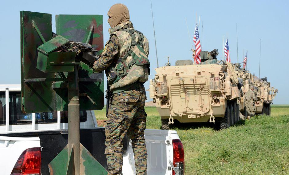 Guerra en Siria: Los aliados de Estados Unidos están preocupados por la retirada de tropas del país asiático. (EFE).