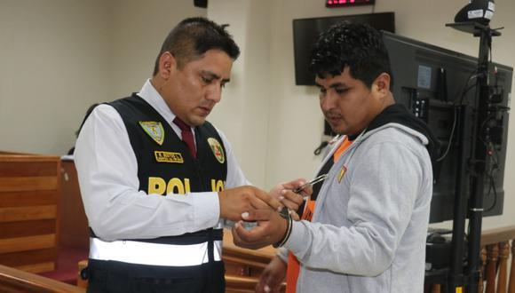 El presunto homicida permanecerá detenido en un penal del Instituto Nacional Penitenciario (INPE) hasta que se disponga su extradición (Foto: Andina)