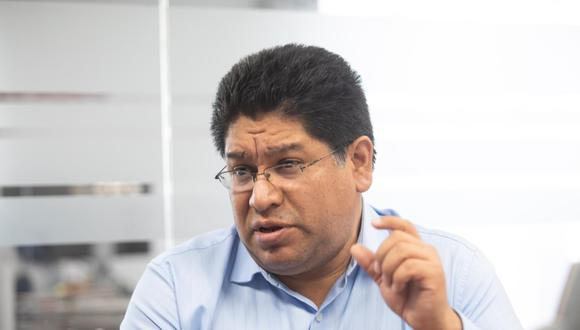 El portavoz de la bancada de Somos Perú señaló que conoce a Duarte desde el 2011, porque fue su asesor cuando ingresó por primera vez al Congreso con Perú Posible. (Foto: GEC)