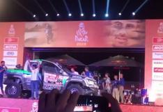 Dakar 2019: Lucas Barrón y el sueño cumplido de subir al podio