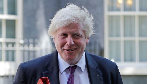 El ministro de Exteriores británico, el conservador Boris Johnson, dimitió hoy de su cargo, según anunció Downing Sreet, despacho oficial de la primera ministra, Theresa May. (AFP).