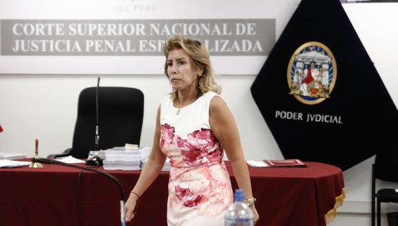Fiscal Sandra Castro coordinará Caso Cuellos Blancos (Foto: Grupo El Comercio)