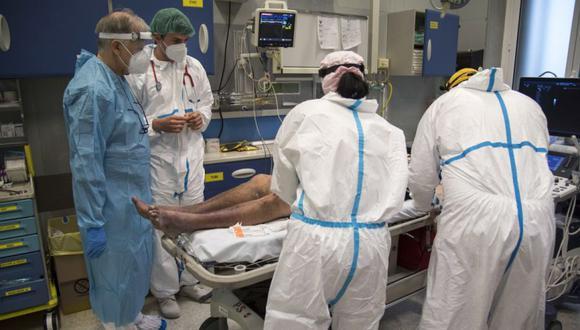 Coronavirus en Italia | Últimas noticias | Último minuto: reporte de infectados y muertos hoy, sábado 12 de diciembre del 2020 | Covid-19 | (Foto: EFE/EPA/LUCA ZENNARO).