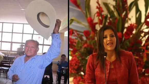 Gobernador de Moquegua lanza comentario sexista a Yamila Osorio