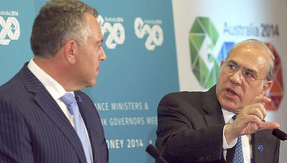 OCDE: países emergentes deben reaccionar ante recorte de la FED