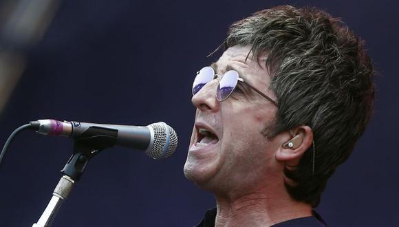 Noel Gallagher de cumpleaños.