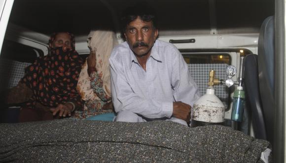 Pakistán: Viudo de mujer lapidada mató a su primera esposa