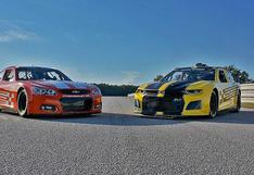 NASCAR: ¿Es posible conducir estos vehículos de competencia en la calle? | FOTOS