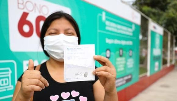 El Bono 600 se sigue entregando en todo el Perú. Consulta aquí si eres beneficiario. (Foto: Presidencia del Consejo de Ministros/ gob.pe)