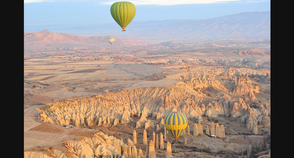 Capadocia: Un lugar para disfrutar desde globos aerostáticos - 3