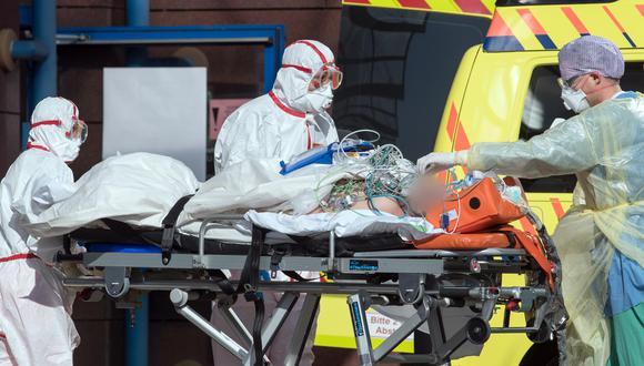 Alemania registra 11.287 casos de coronavirus en un día, una cifra nunca alcanzada durante la pandemia. (Foto: EFE)