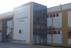 Ica: 83 miembros del personal médico y administrativo de hospitales dan positivo al COVID-19 en Nasca