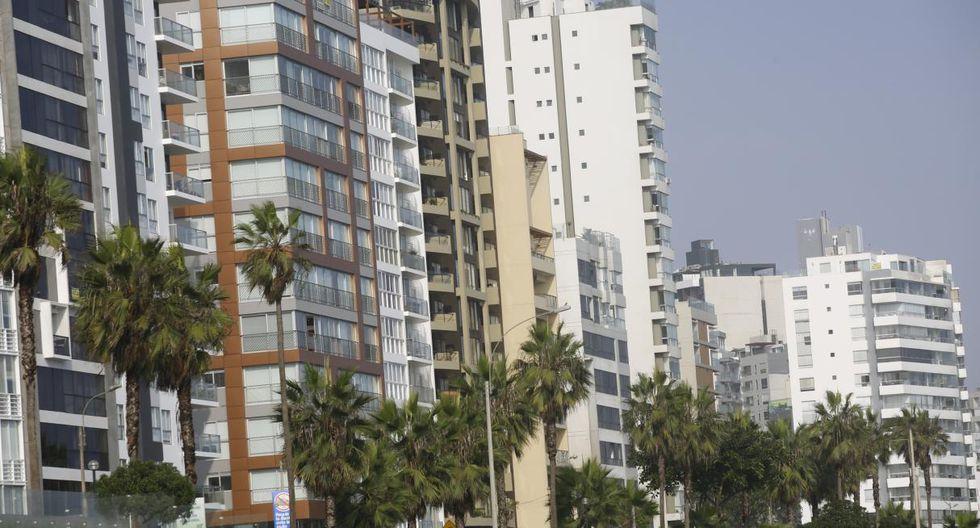 Miraflores se encuentra en el tercer lugar. El precio promedio del m2 en este distrito es de US$2.484.