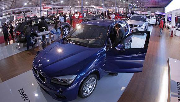 Venta de vehículos nuevos creció más de 7% en noviembre