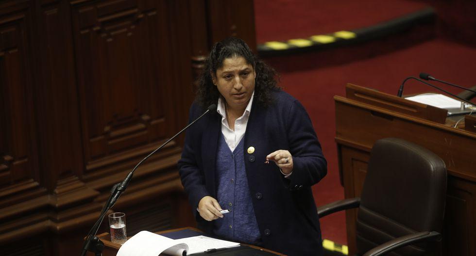 Fabiola Muñoz aseguró que el Gobierno continúa trabajando bajo los lineamientos de trabajo iniciales. (Foto: GEC)