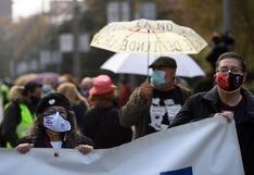Miles de personas se manifiestan en Madrid a favor de la sanidad pública | FOTOS
