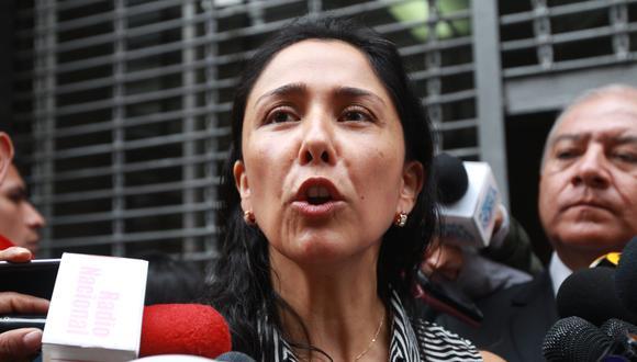 El juez Jorge Chávez Tamariz dispuso que la sesión se retome este viernes. (Foto: Anthony Niño de Guzmán / GEC)
