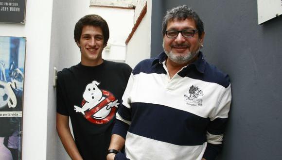 Ricky Tosso: Stefano reemplazará a su padre en obra de teatro