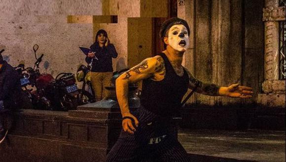 Mimo Pity en escena. (Foto: Facebook oficial del Movimiento Independendiente de Artes Escénicas del Perú)