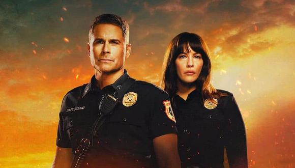 """9-1-1: Lone Star"", serie protagonizada por Rob Lowe y Liv Taylor, estrena hoy en FOX Channel. (Foto: Fox Channel)"