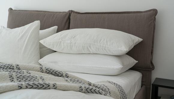 Los trucos caseros ayudan a mantener el colchón y almohadas en perfecto estado durante toda su vida útil. (Foto: Castorly Stock / Pexels)