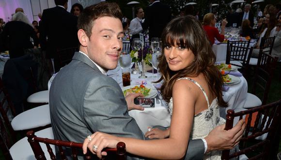 """Lea Michele y su último adiós a Cory Monteith en """"Glee"""""""