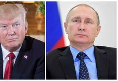 "Putin alerta de ""provocaciones"" sobre ataques químicos en Siria"