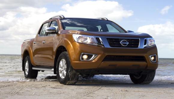 Nissan prevé cerrar el año con 17% del mercado de pick up