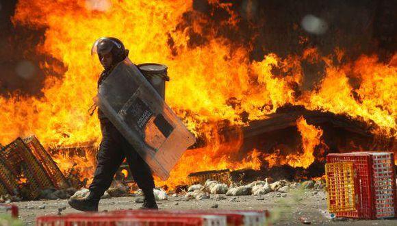 México: Sube a 10 número de muertos en protestas de profesores