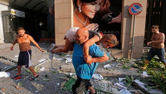 Los hospitales están saturados por la gran cantidad de heridos y el daño a las infraestructuras. (Foto: Getty Images)