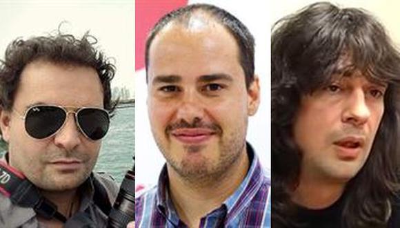 Quiénes son los 3 periodistas españoles desaparecidos en Siria