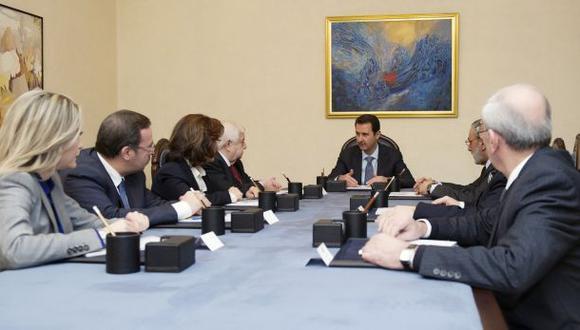 Siria: Invitación a Irán puso en riesgo conferencia de paz