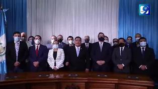 Congreso de Guatemala suspende aprobación de presupuesto que desató protestas