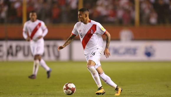 Sergio Peña se sometió una resonancia magnética este miércoles. (Foto: GEC)