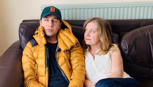 Morgan y Sue no comparten puntos de vista cuando se trata de la casa. (Foto: BBC Mundo)