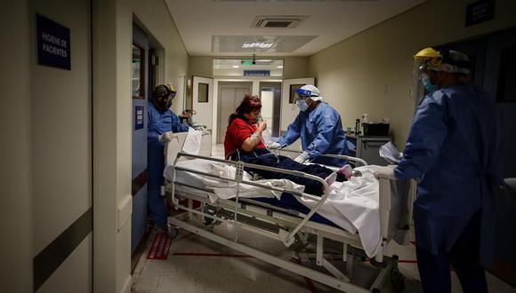 Coronavirus en Argentina | Últimas noticias | Último minuto: reporte de infectados y muertos hoy, viernes 31 de julio del 2020 | Covid-19 | (Foto: EFE/EPA/JUAN IGNACIO RONCORONI).