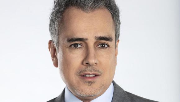 Jorge Enrique Abello reveló a través de sus redes sociales que tuvo coronavirus y que es algo que no quiere volver a vivir (Foto: Telemundo)