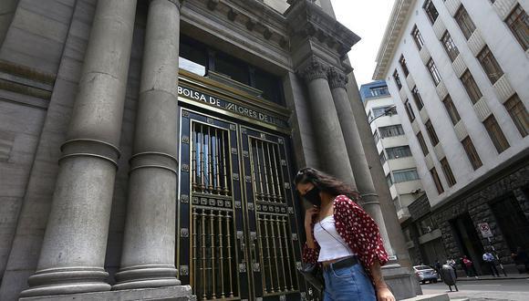La Bolsa de Lima terminó la jornada del viernes con malos resultados. (Foto: Jesús Salcedo / GEC)