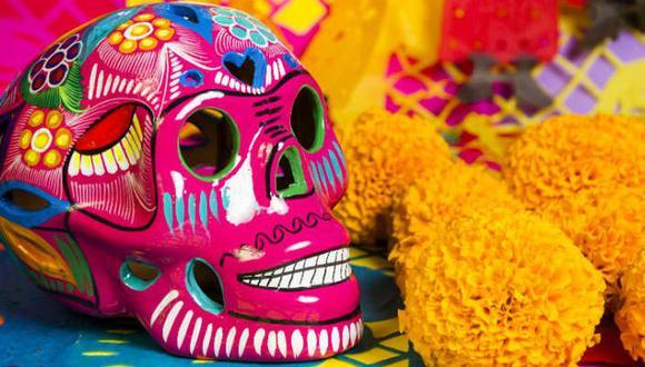 """La flor de cempasúchil se ha convertido en un ícono de los altares y ofrendas de """"Día de Muertos"""" (Foto: Pixabay)"""