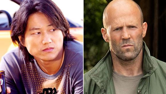 """Han y Shaw todavía tienen un asunto pendiente en el universo de """"Rápidos y furiosos"""" (Foto: Universal Pictures)"""