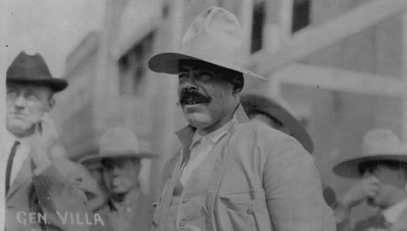 """Pancho Villa, """"El Centauro del Norte"""", es uno de los personajes más queridos en México. Foto: LIBRARY OF CONGRESS/CORBIS, vía BBC Mundo"""