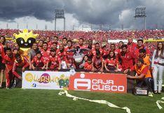 Cienciano: vuelve a Primera el equipo que juega con 35 mil hinchas en el estadio
