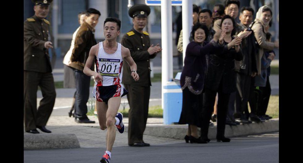 La maratón de Corea del Norte, una experiencia única [FOTOS] - 18